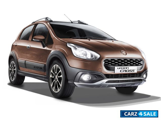 Fiat Avventura Urban Cross Dynamic Multijet 1.3