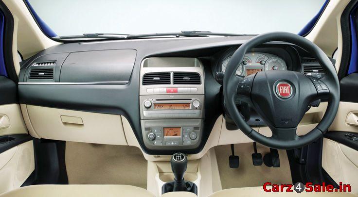 Fiat Linea Interior View Fiat Linea Emotion 1 3l Multijet