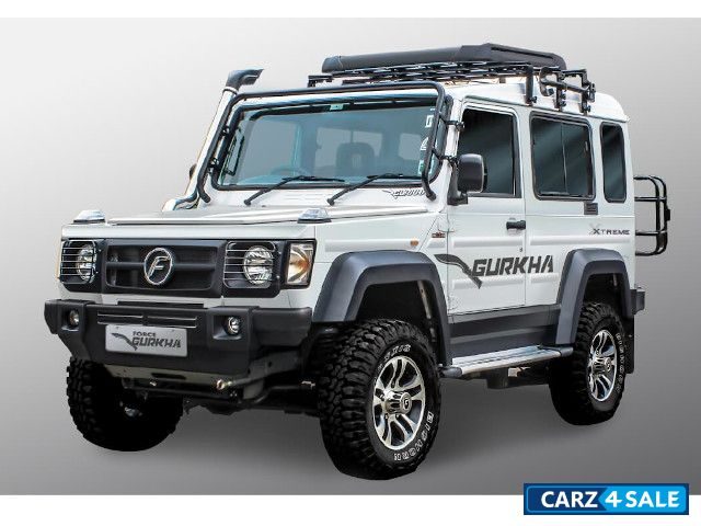 Force Motors 2020 Gurkha Diesel