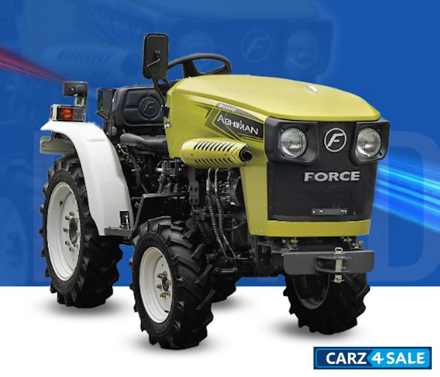 Force Motors Agricultural Abhiman 4x4 Tractor
