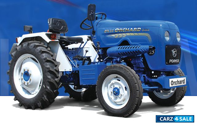 Force Motors Agricultural Orchard DLX LT Tractor