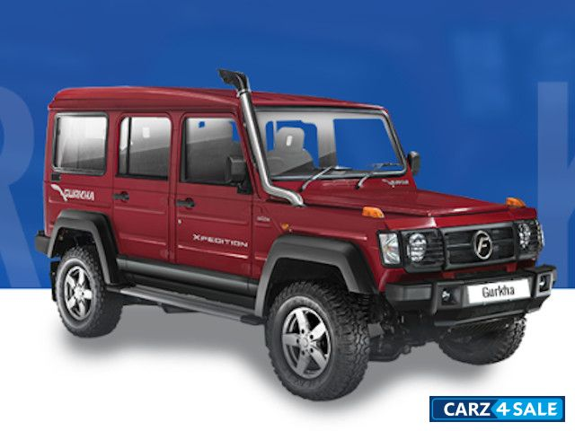 Force Motors Gurkha Xpedition 5 Door Diesel