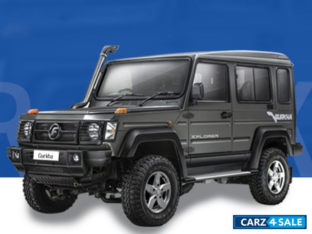 Force Motors Gurkha Xplorer 3 Door Diesel