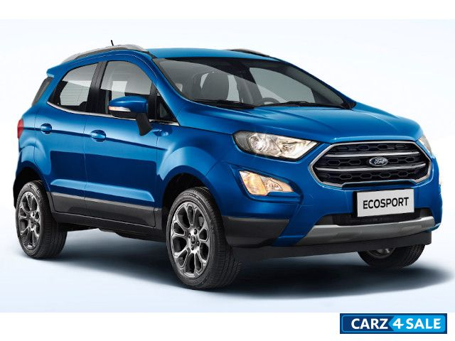 Ford EcoSport 1.5 Petrol Titanium Plus AT