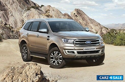 Ford Endeavour 2.0L Titanium Plus 4x2 Diesel AT