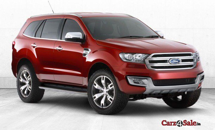 Ford Endeavour 2015