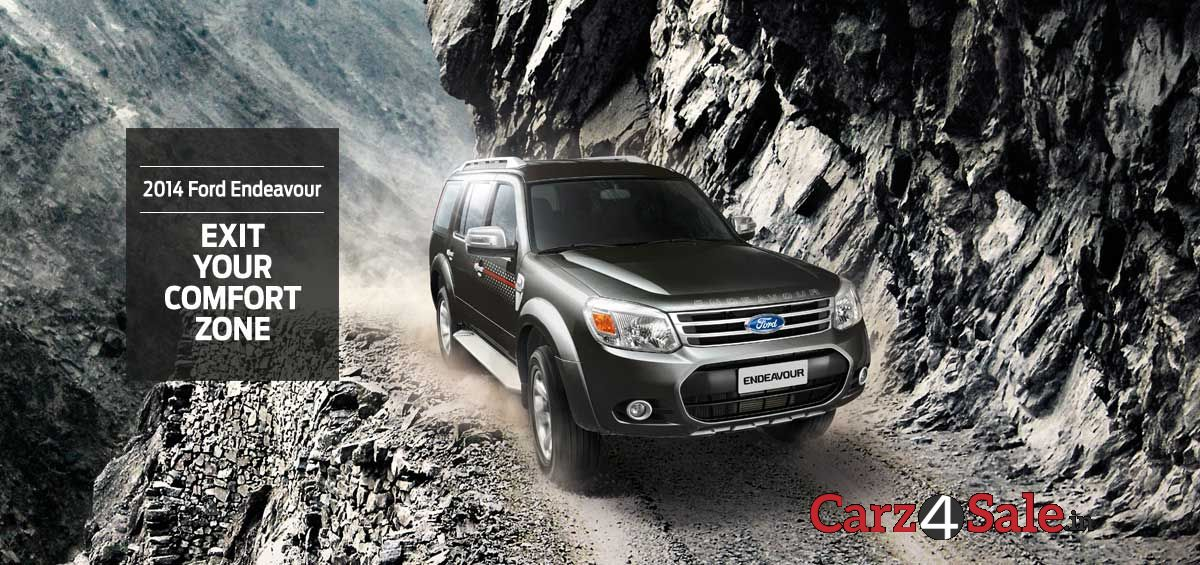 Ford Endeavour 2.5L 4X2 MT