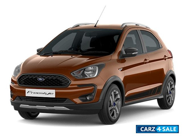Ford Freestyle 1.2 Petrol Trend Plus MT