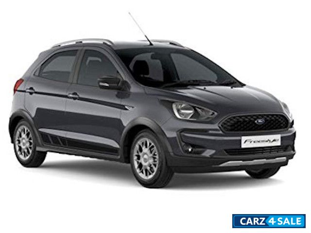Ford Freestyle 1.5 Diesel Trend Plus MT