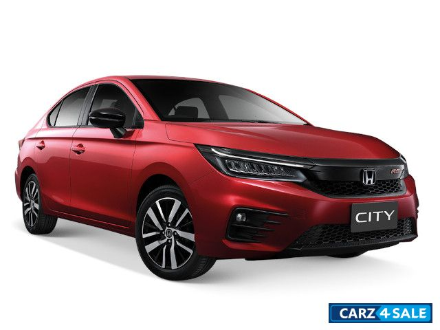 Honda City 2020 1.0 Turbo RS CVT