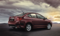 Honda City V Sunroof AT