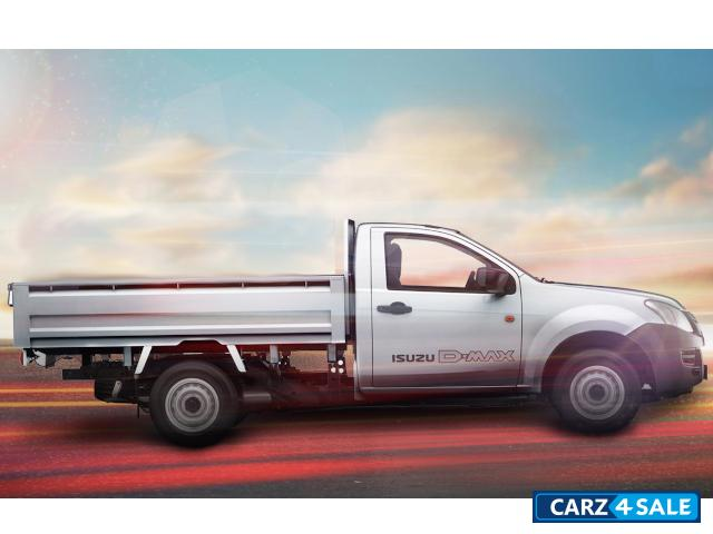 Isuzu D-Max Regular Cab High Ride Flat Deck Diesel