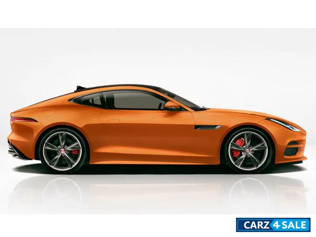Jaguar F-Type R-Dynamic Coupe Petrol AT
