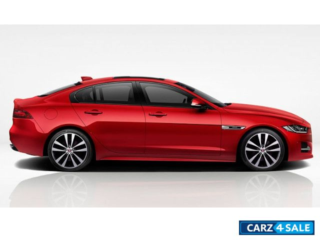 Jaguar XE Pure Diesel RWD AT
