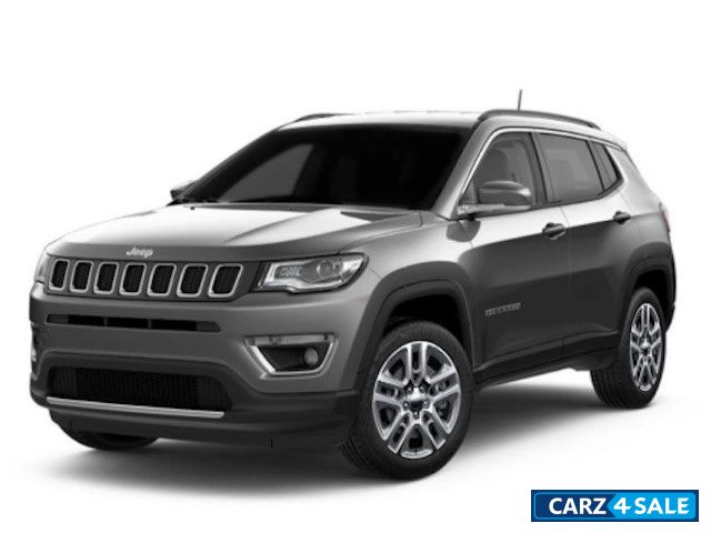 Jeep Compass Limited 4X4 O 2.0D Diesel