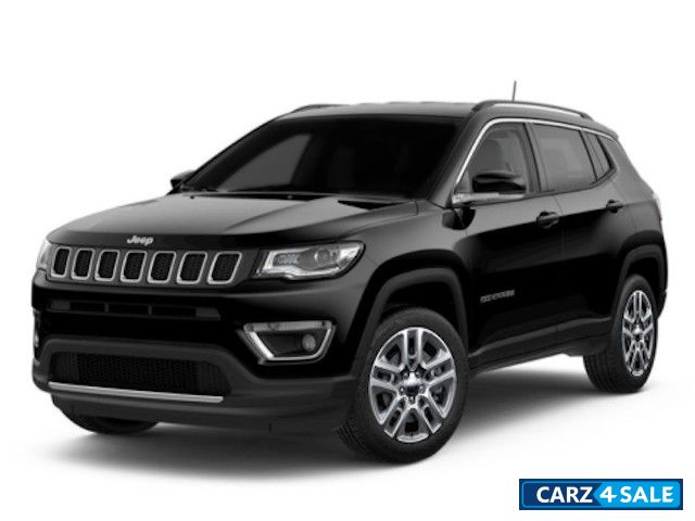 Jeep Compass Limited O 1.4MAIR DDCT Black Pack Petrol AT