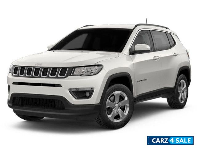 Jeep Compass Longitude 4X4 2.0 D AT BSVI