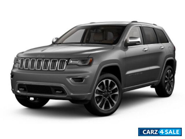 Jeep Grand Cherokee Summit 3.0L V6 Diesel AT