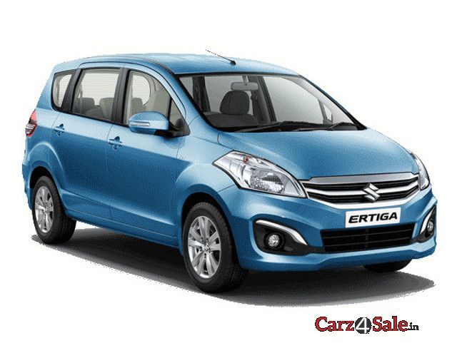 Price Of New Maruti Suzuki Ertiga Zxi Carz4sale