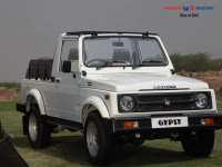 Maruti Suzuki Gypsy King BS4 Soft Top