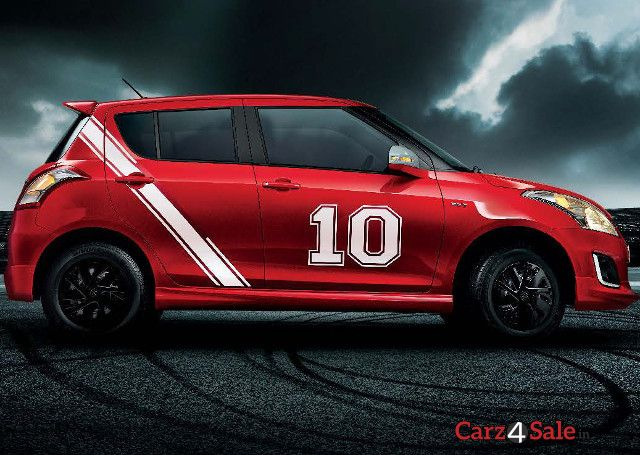 Maruti Suzuki Swift Deca Limited Edition VDi