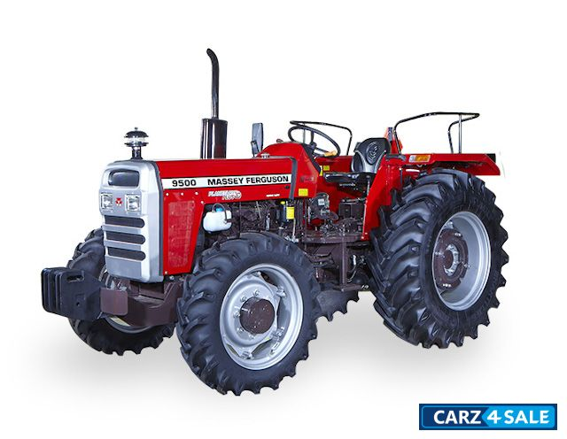 Massey Ferguson MF 9500 Super Shuttle Series 4WD Tractor