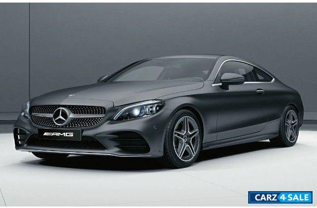 Mercedes-Benz AMG C 43 4MATIC Coupe Petrol AT