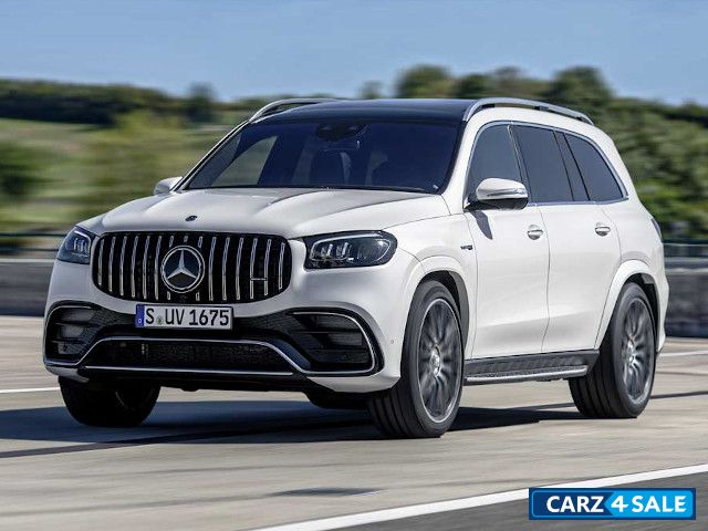Mercedes-Benz AMG GLE 63 4MATIC Plus