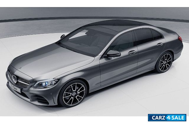 Mercedes-Benz AMG Line C 300d Diesel AT