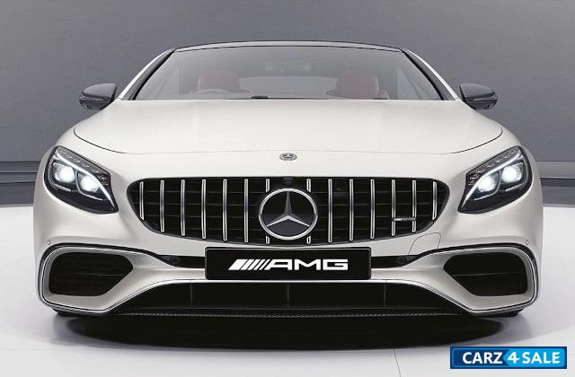 Mercedes-Benz AMG S 63 Coupe Petrol AT