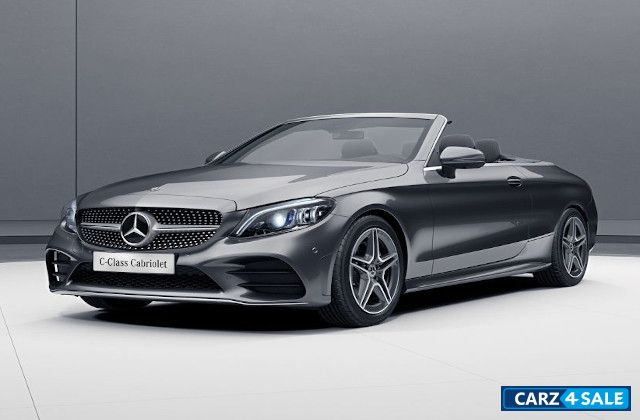 Mercedes-Benz C Cabriolet C 300 Petrol AT