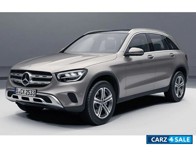 Mercedes-Benz GLC 200 Petrol AT