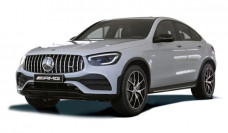 Mercedes-Benz GLC Coupe AMG 43 4MATIC AT