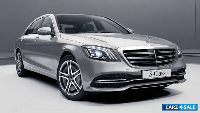 Mercedes-Benz S-Class S 350d Maestro Edition AT