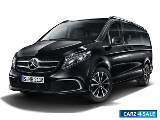Mercedes-Benz V-Class Exclusive 220 d Diesel AT