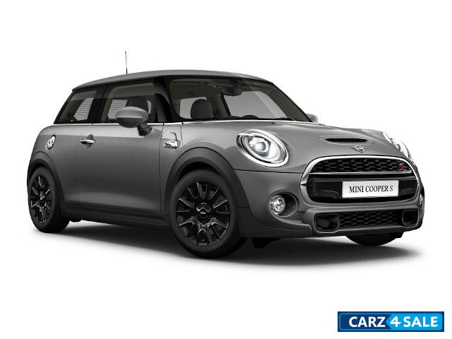 Mini 3-Door Hatch Cooper S Petrol AT