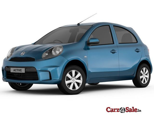 Nissan Micra Active XV Safety Pack