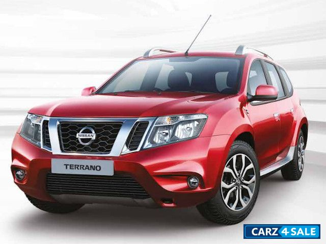 Nissan Terrano XL D Plus