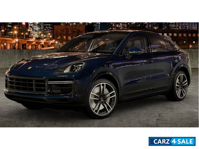 Porsche Cayenne S Coupe Petrol AT
