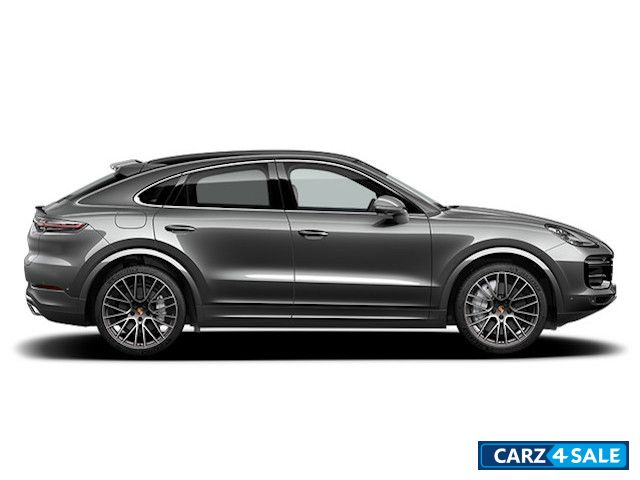 Porsche Cayenne Turbo Coupe Petrol AT