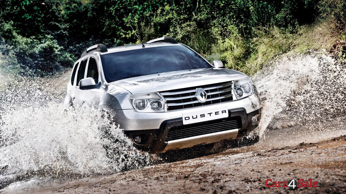 2015 Renault Duster 110PS RxZ AWD