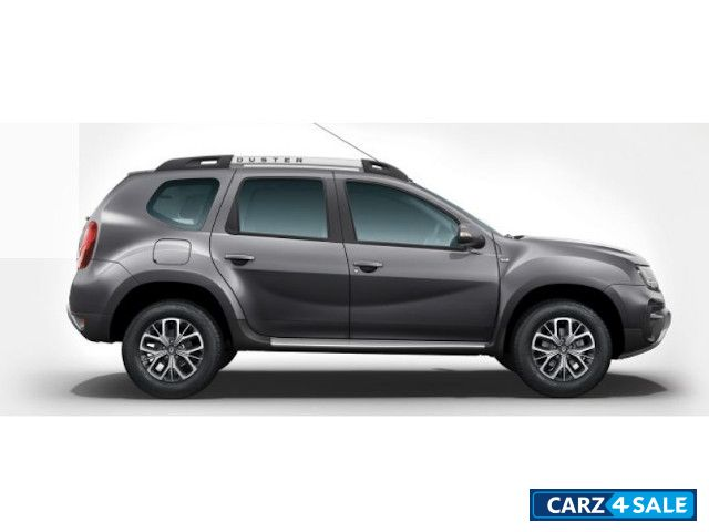 Renault Duster RXS O Petrol CVT
