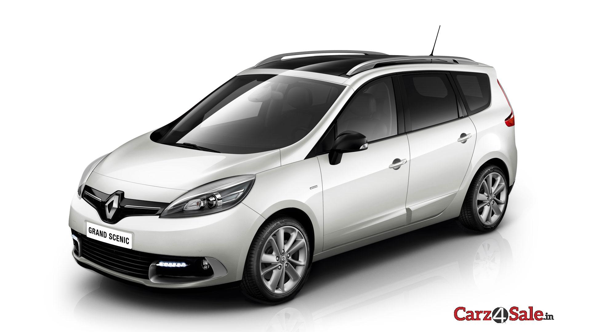 renault grand scenic dynamique tomtom 1 6 vvt 110 specifications features colours mileage. Black Bedroom Furniture Sets. Home Design Ideas