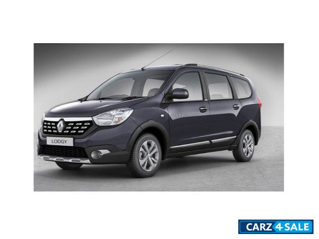 Renault Lodgy RXZ 85PS Stepway Diesel 8 Seater