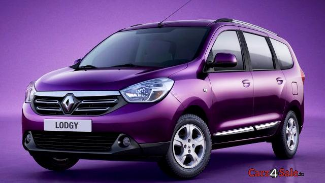 Renault Lodgy Specifications Features Colours Mileage