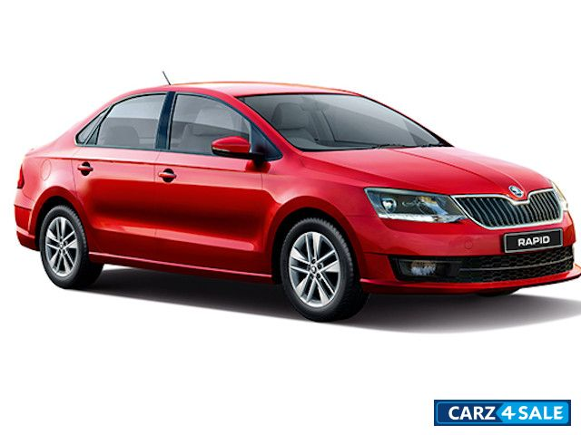Skoda Rapid 1.6 Ambition Petrol
