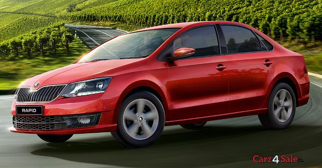 Skoda Rapid 1.6 MPI Ambition MT