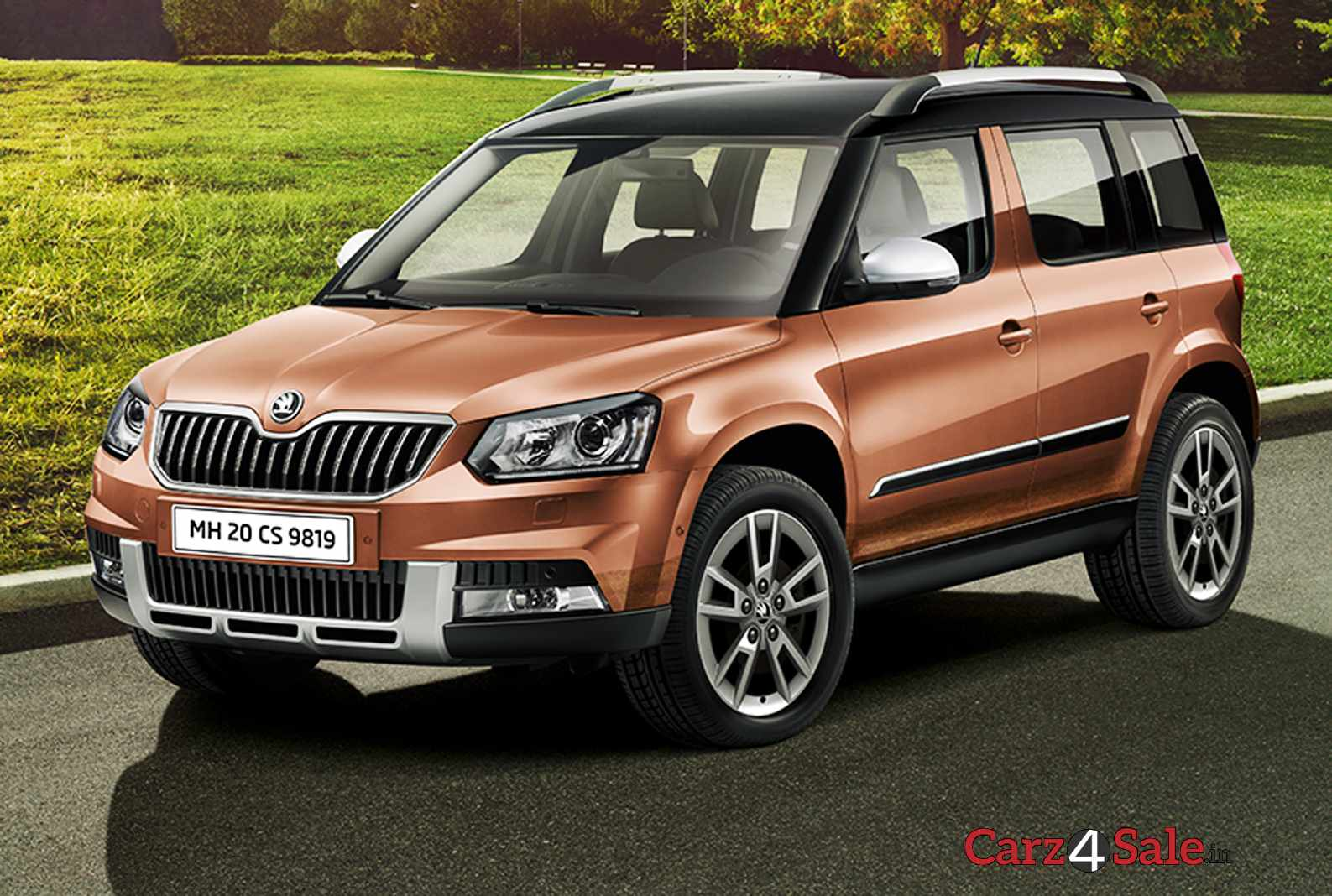 skoda yeti elegance 4x4 specifications features colours mileage reviews photos price and. Black Bedroom Furniture Sets. Home Design Ideas