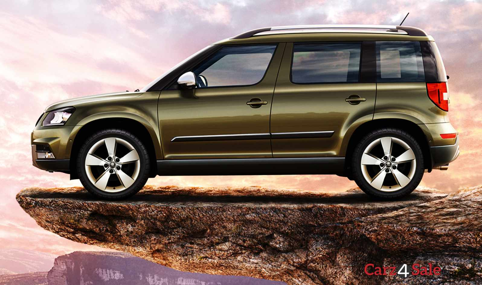 Photo 3. Skoda Yeti Elegance 4x4 Picture Gallery - Carz4Sale
