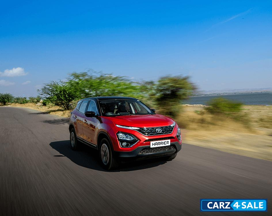 Tata Harrier XZA DT Diesel AT